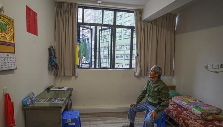 福全街56号:香港劏房改造的一个样本