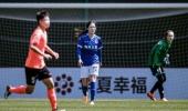 女超联赛保级组:河北女足提前一轮降级