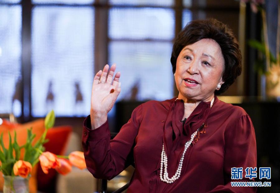 美国知名华人社会活动家杨雪兰逝世