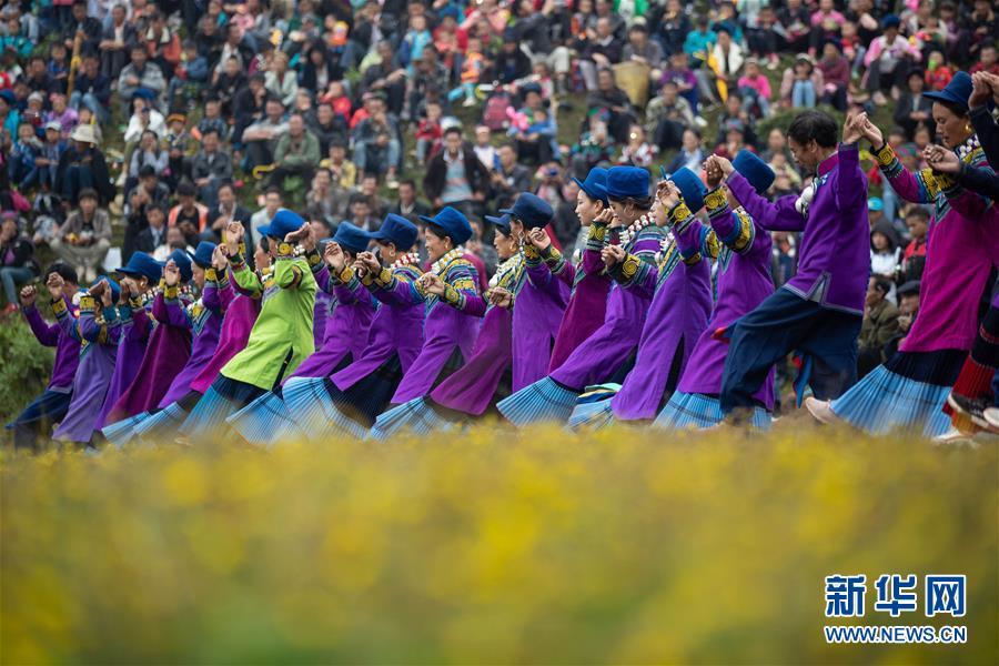 (文化)(2)四川布拖:彝族群众欢度火把节